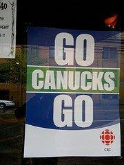 Go Canucks Go, CBC