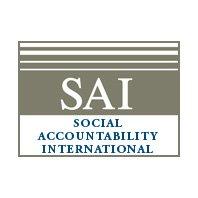 Social Accountability International (SAI)