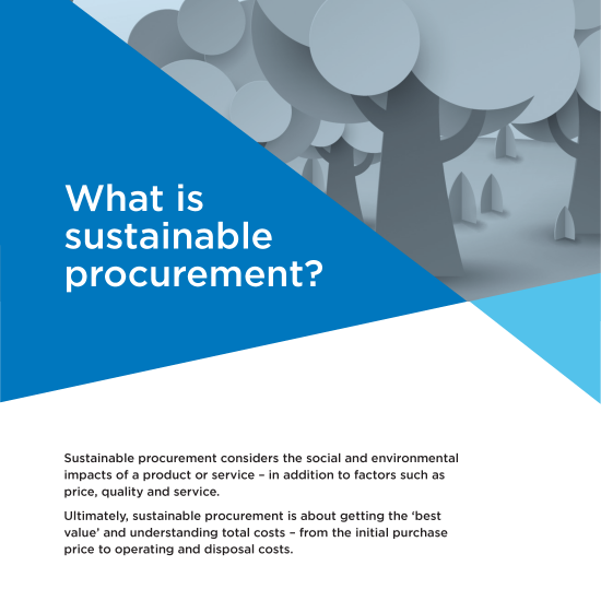 Mississauga - Sustainable Procurement