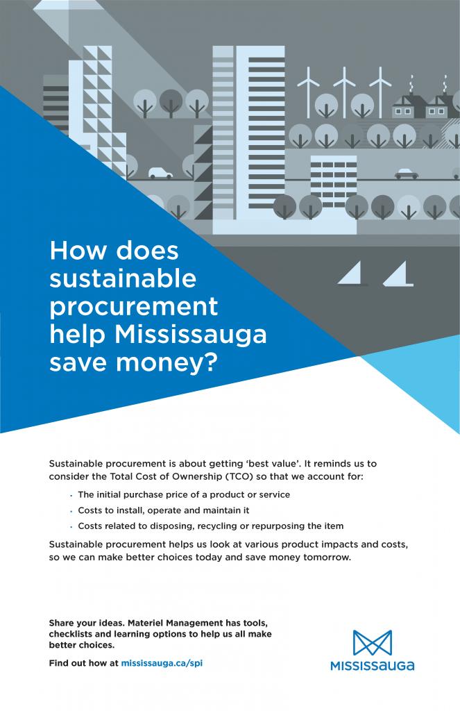 Mississauga - Sustainable Procurement